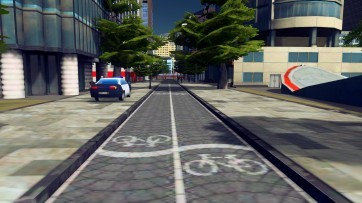 Cycle boulevard
