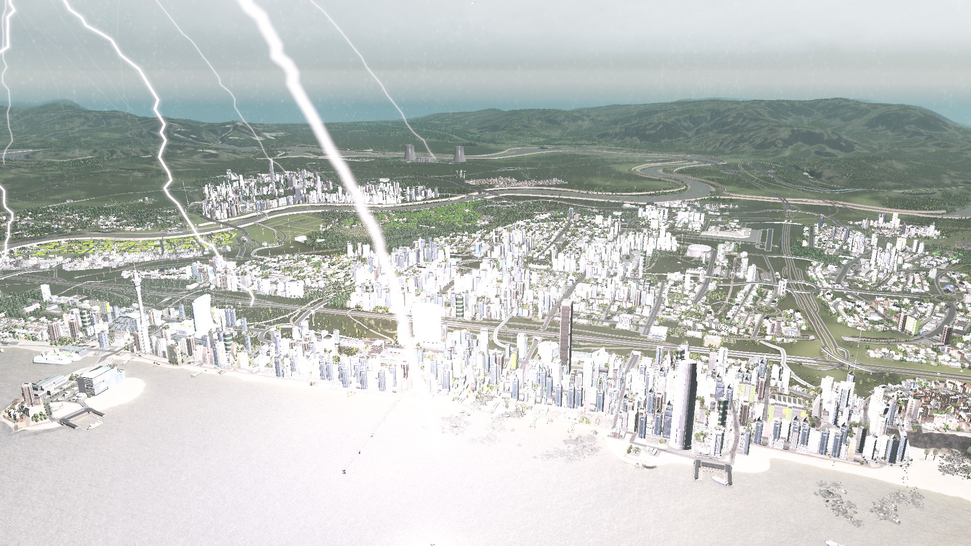 Set Phasers to Smite! #CitiesSkylines