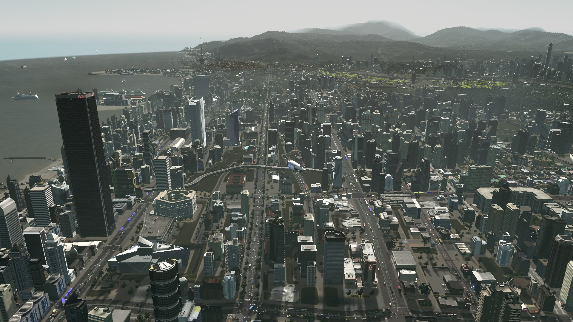 Lessons for Auckland Ctd – Proof is in the Pudding: From Motorway to a Place People Love. #CitiesSkylines