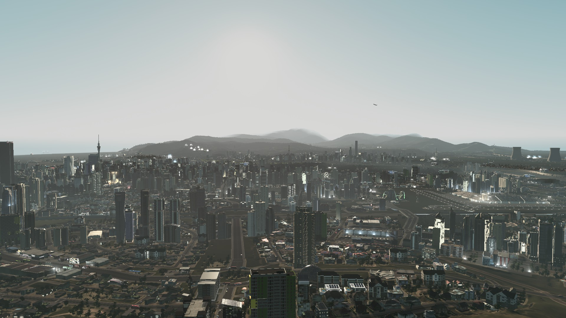 To 2018 with Ben's #CitiesSkylines