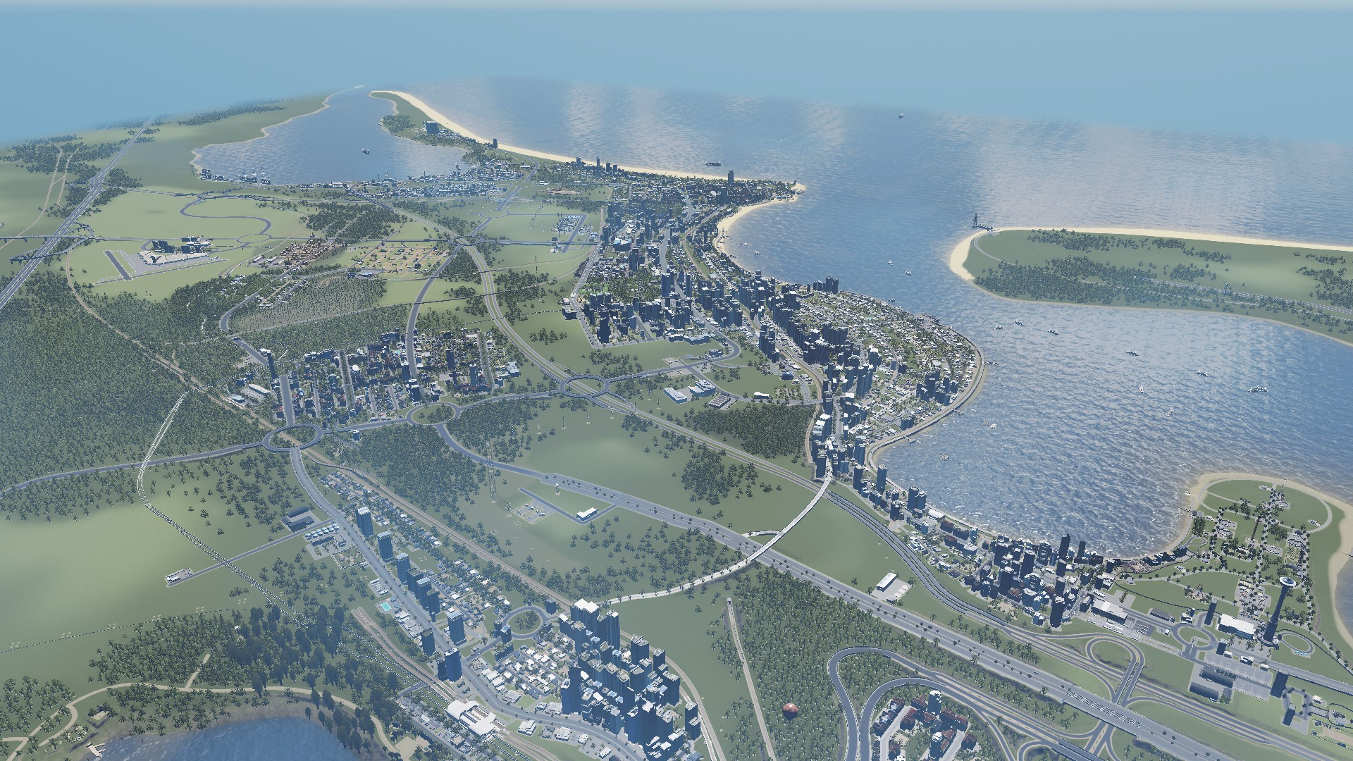 Social Planning Explained (Or Rather BEHAVIOURAL SCIENCE): How #CitiesSkylines Can Give a Basic Breakdown of Social Planning