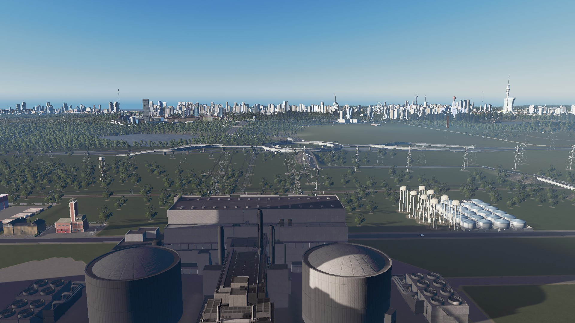 Biffa Takes a Look at the #CitiesSkylines Industry DLC. Also TOLL ROADS