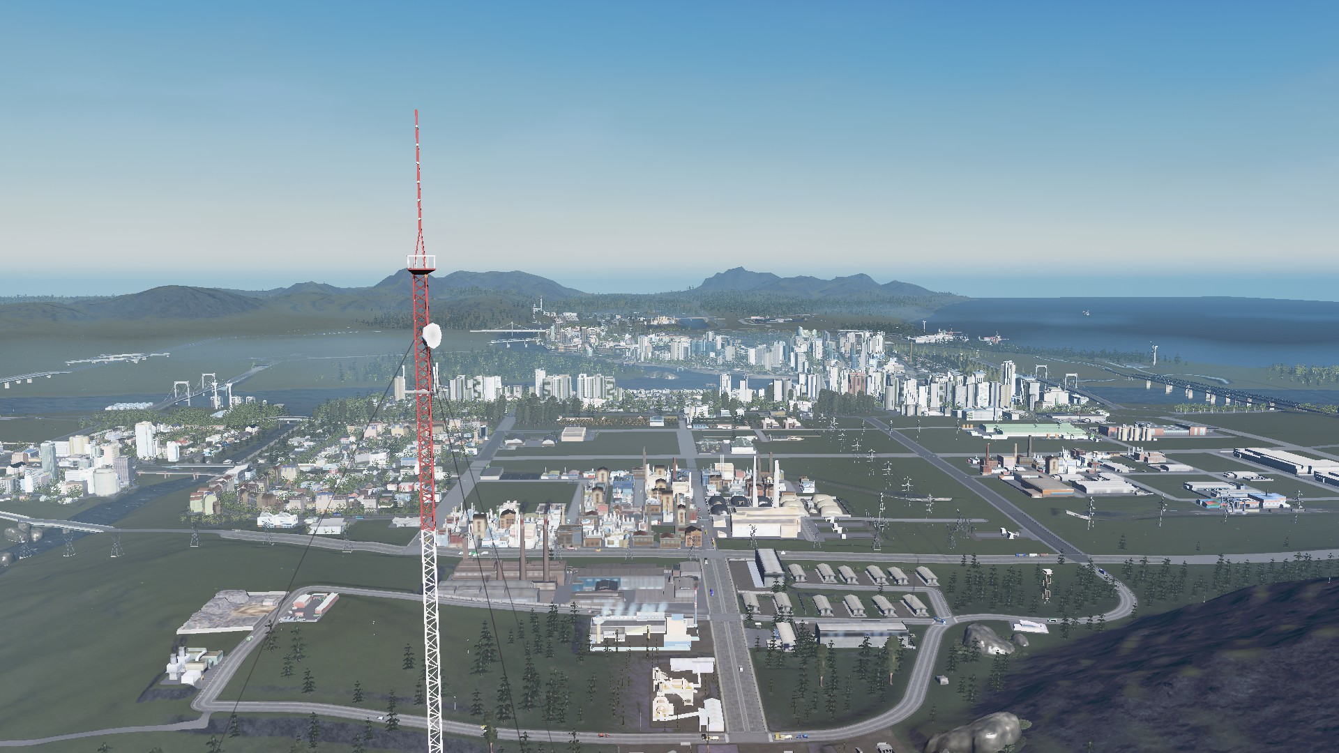 The Wayless Travel – the Trans-Manukau Link Road. Part Two with City Geometries #CitiesSkylines