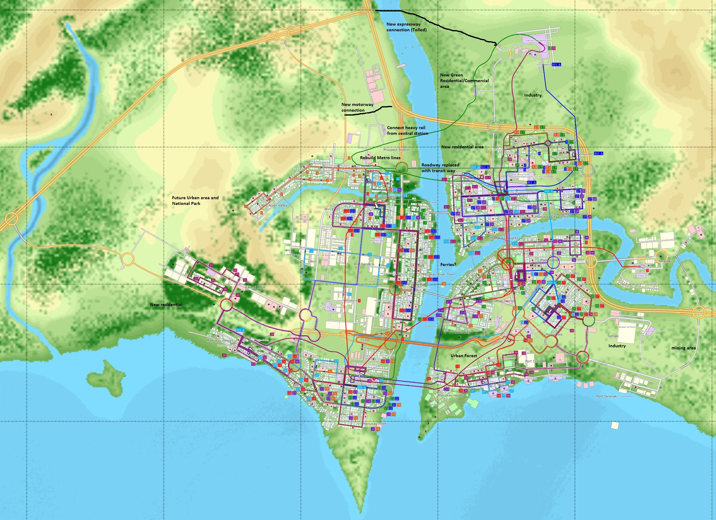 I Am A Geographer, Planner, Designer and Citizen. The Rise of the Urban Simulator and All-Rounder