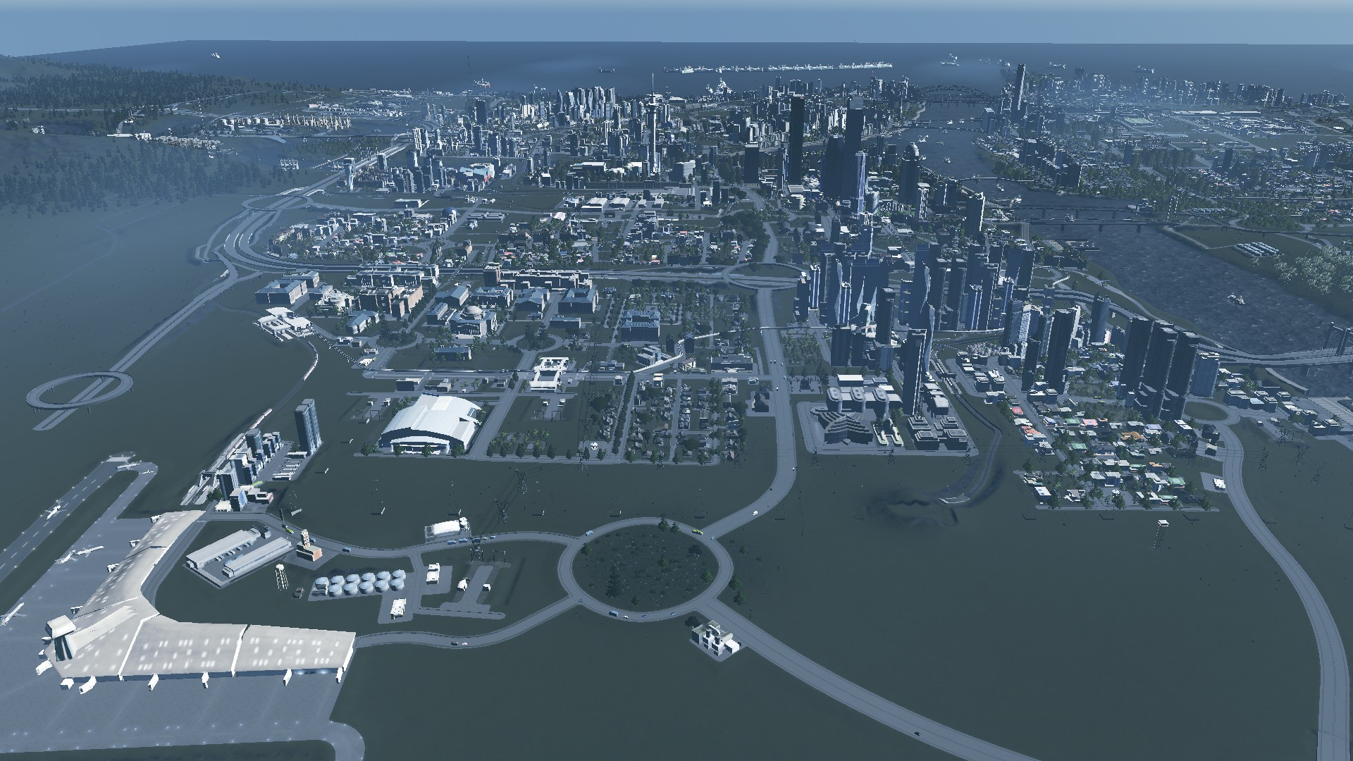 FEE FREE UNIVERSITY STUDY: #CitiesSkylines Campus DLC: A First Look with the University of Manukau