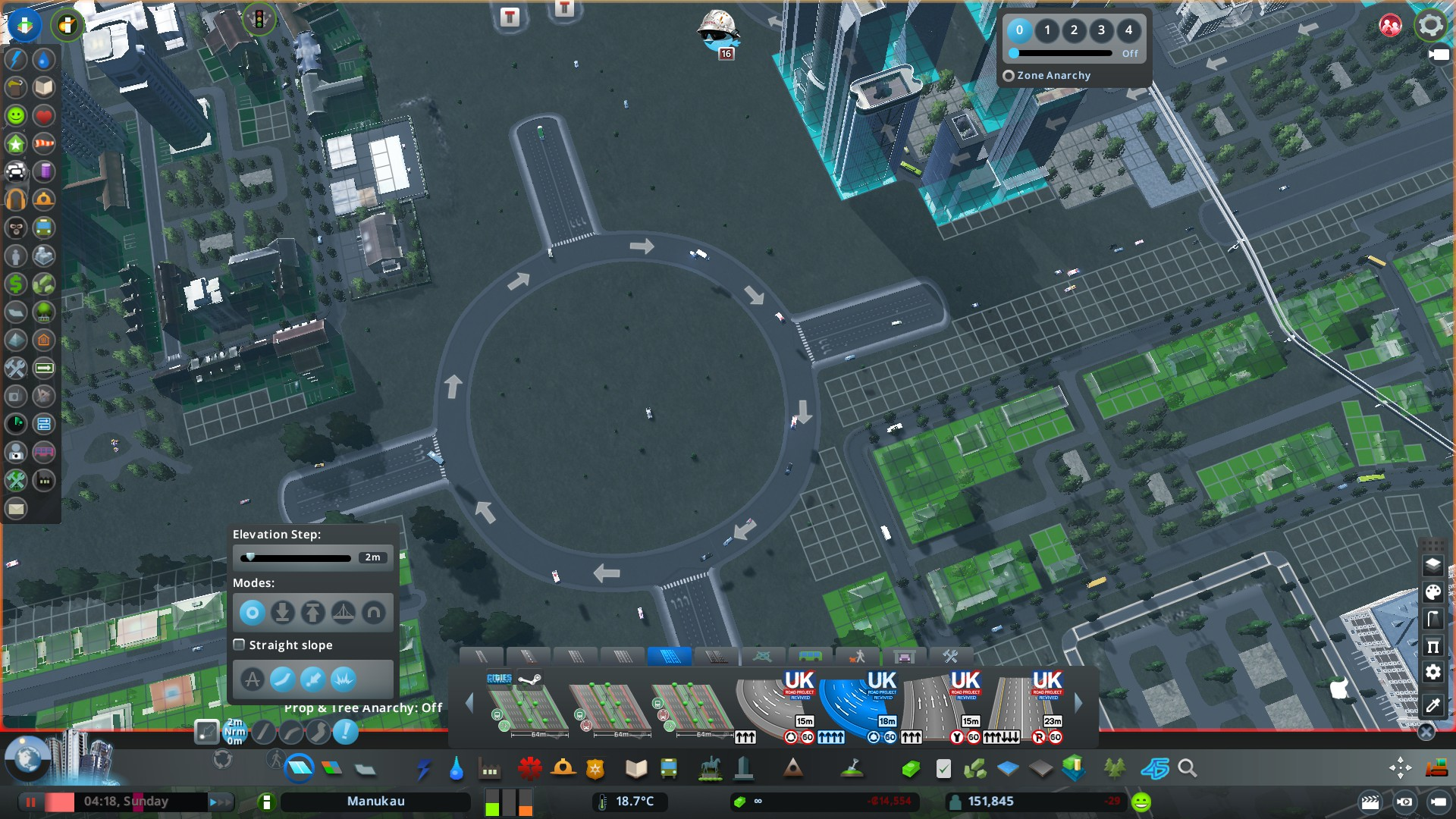 Introducing the Ben's #CitiesSkylines Stream. Follow Me as I use the Urban Simulator as a Communication Tool