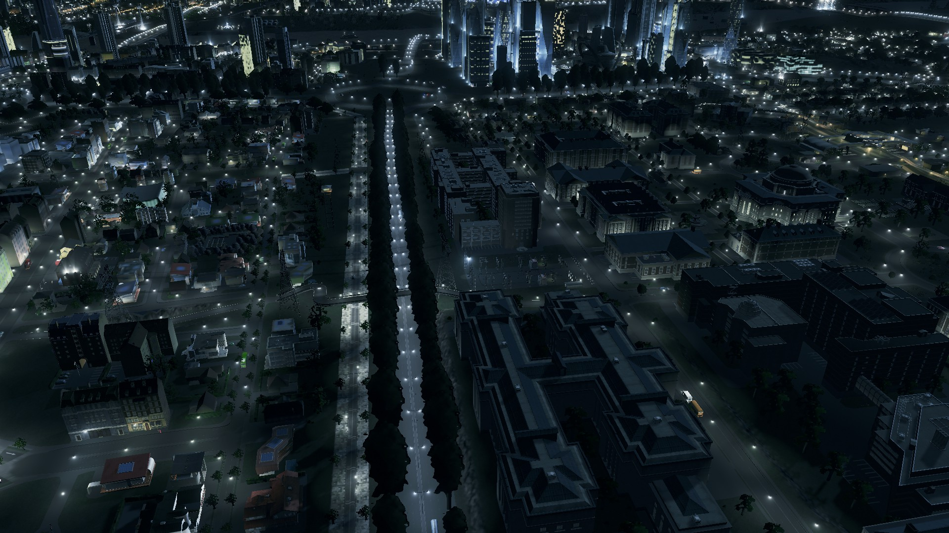 Operation Grafton Gully: #CitiesSkylines to Mimick Highway Replacement in Manukau