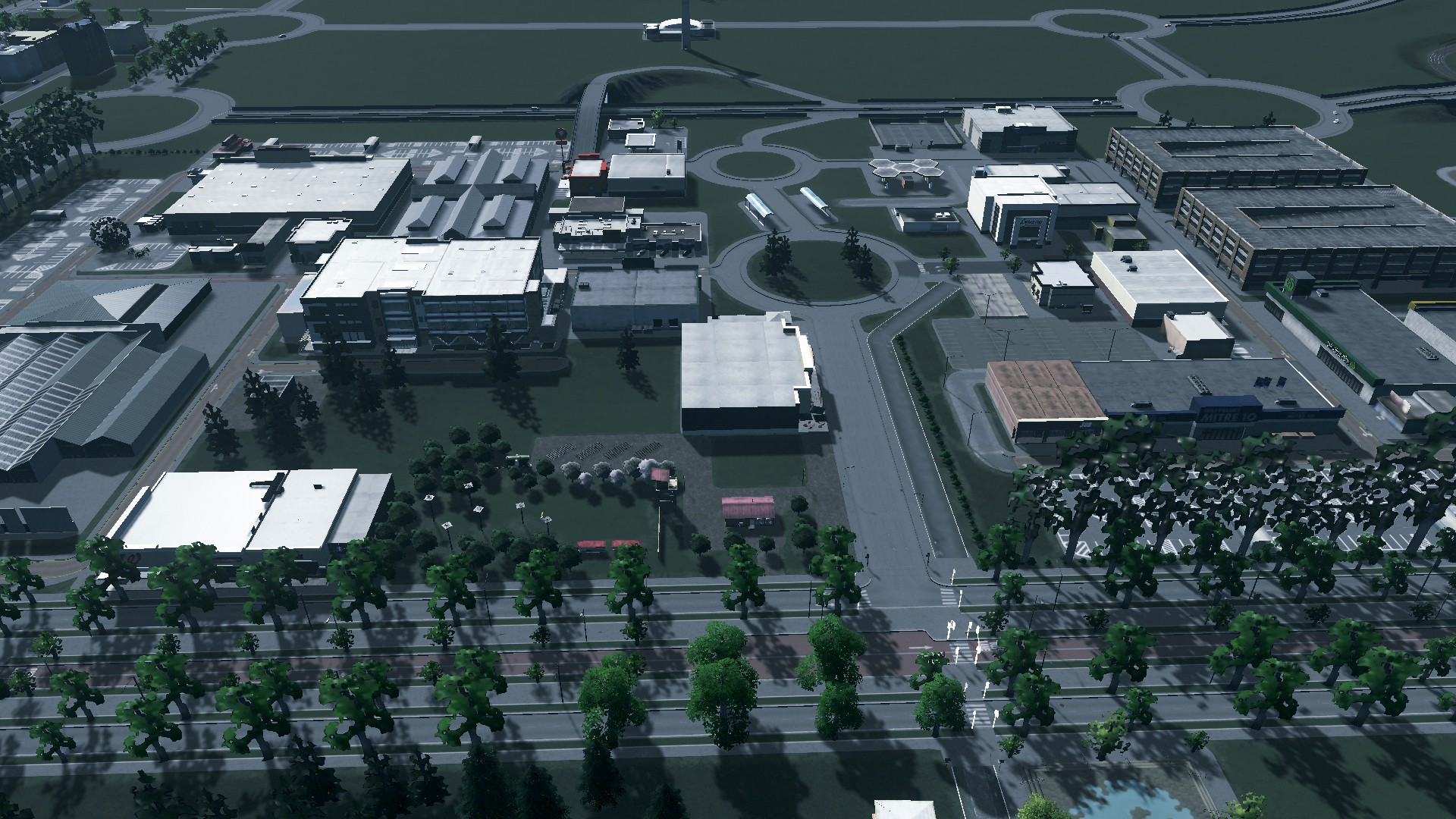 Transit Orientated Developments and #CitiesSkylines – How Do I do TODs?
